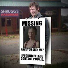 The Walking Dead - too much funny