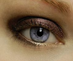 Sparkly Plum Eyeshadow  PERSEPHONE Mineral Eye Shadow  by BLSoaps, $7.95