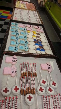 Nurse Week Sweets