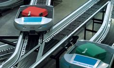 BEUMER autover provides accurate and reliable baggage handling to enable airports to achieve industry-leading efficiency and transfer times