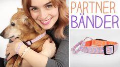 DIY Partnerlook Halsband & Armband für dich und dein Haustier -  Hund, Katze…