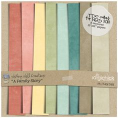 A Family Story paper pack freebie from Wishing Well Creations #scrapbook #digiscrap #scrapbooking #digifree #scrap