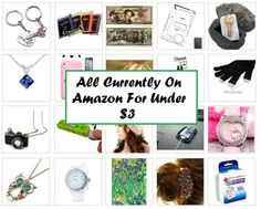 http://www.thirdsaturdayswing.com/events/20-items-you-can-buy-on-amazon-for-under-3/
