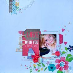 Puppy Love *MCS Main Kit May '14* - Scrapbook.com