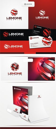 Create the next logo for Lemoine Creative by RockzDezgn™