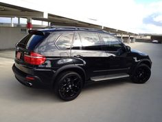2008 BMW X5 48i Blacked Out