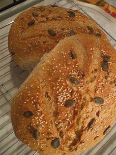 Morzsamesék: Magvas kenyérkék