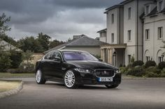 Jaguar XE 2015 - Review