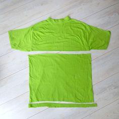 Hiphergebruik is een blog over creatief hergebruiken van textiel, duurzamer, bewuster en groener willen leven.