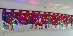 Christmas Tree Decorations, Christmas Crafts, Nativity, Felt, Wreaths, Ideas, Baby Room Girls, Yule, Little Girls