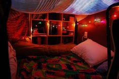 more living room tent magic!!