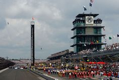 Indianapolis Motor Speedway - Indianapolis, IN