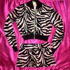 LIP SERVICE Freaks In Fur jacket #36-63