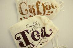 coffee and tea...