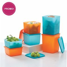 Organize sua geladeira com jeitosinho! Tupperware Consultant, Dark Home Decor, Summer Fun, Planter Pots, Projects To Try, Lunch Box, School Organization, Lunches, Design Design