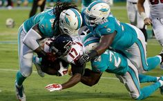 Starting positions almost set for Miami Dolphins