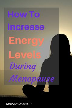 How to increase your energy levels during menopause. There are several reasons for low energy levels during menopause. Improve menopause fatigue with these easy tips. Menopause Fatigue, Menopause Relief, Hypothyroidism Symptoms, Menopause Symptoms, Lack Of Energy, Energy Level, Thyroid Levels, Getting More Energy, Feeling Exhausted