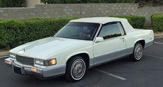 1989 Cadillac DeVille Convertible | That Hartford Guy | Flickr