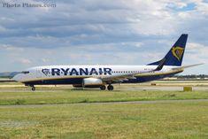 Boeing 737-8AS - EI-EBH - Ryanair