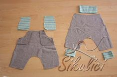 Harémky - Šikulíci Sewing For Kids, Baby Sewing, Unisex Baby, Boy Fashion, Baby Dress, Boy Or Girl, Sewing Projects, Sewing Patterns, Rompers