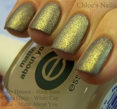 china glaze white cap is the shimmer