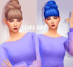 Leora hair - .