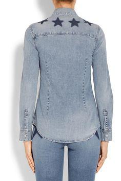Givenchy - Denim Shirt - Mid denim - FR
