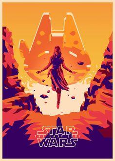 'Star Wars: The Last Jedi' by Liam Brazier