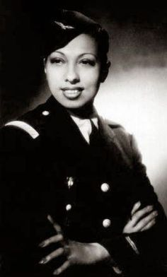 Josephine Baker Aided the French Resistance and Received Medal of Honor. She was awarded two other medals for her bravery.
