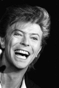 David Bowie In Concert, March'87 (Large size) by Celebrity Image