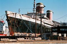 SS United States by David Swift