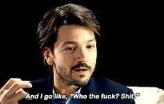 Diego Luna Daily — starwarsfilms:   Jabba is quite an interesting...