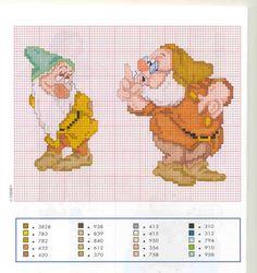 Snow White Cross Stitch