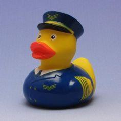 Duckshop - der Shop für Badeente und Quietscheentchen - Quietscheente Pilot