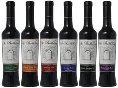 St. Barthelemy Cellars A Portal to Ports Mixed Pack, 6 x 375 mL ** Want to know more, click on the image.
