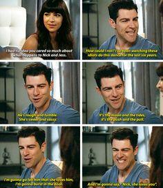 I love Schmidt