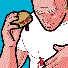 Funny pictures The Secret Life of Heroes, Greg Guillemin