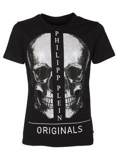 PHILIPP PLEIN Philipp Plein Boston T-shirt. #philippplein #cloth #