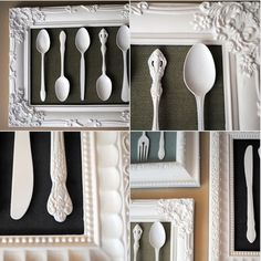15 Junk Silver Spoon and Flatware Crafts