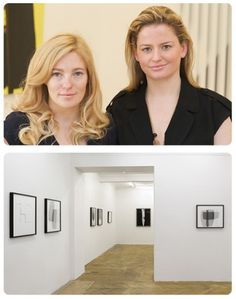 "Raphaelle Bischoff and Paula Weiss - Bischoff/Weiss (from: ""Slideshow: Top 10 Young UK Dealers"")"
