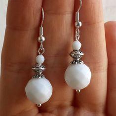Wire Jewelry, Jewelry Crafts, Sterling Silver Jewelry, Beaded Jewelry, Silver Ring, Gemstone Jewelry, Gold Rings, Diy Schmuck, Schmuck Design