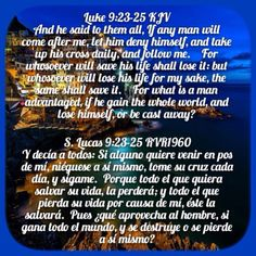 Good scripture, don't know why it's also in another language