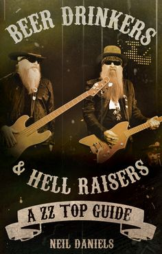 New book on ZZ Top. Published: January 2014. ISBN: 9780957144279. Price: £14.99. Includes an 8 page colour plates section. Available from bookshops and Amazon now.