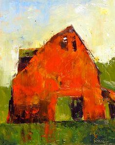 Robert Schlegel - Red Barn