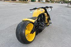 "Harley V-Rod ""MGM"" by No Limit Custom"