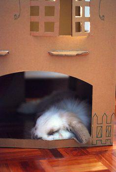 Mavis. (Looks like Bobby and also has a castle) !!!