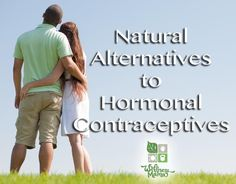 Natural Alternatives to Hormonal Contraceptives from Wellness Mama