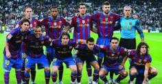 Barcelona Soccer Team Players .