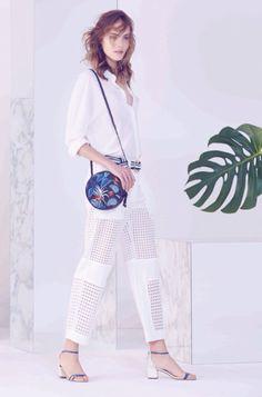 Cris Barros - inspiração look branco white outfit fashion moda