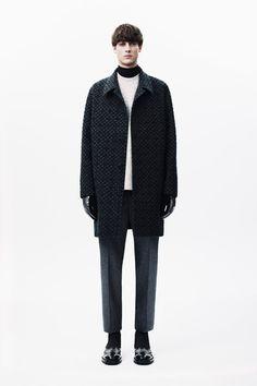 MENSWEAR: Christopher Kane Fall/Winter 2014 Menswear Fashion